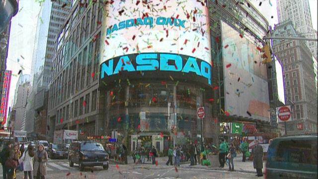 Nasdaq in bubble territory?