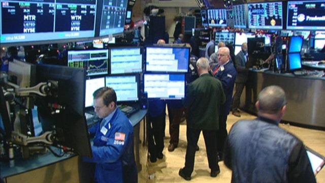 Dow hits lifetime high