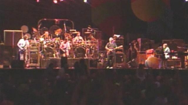 Big demand for Grateful Dead tickets