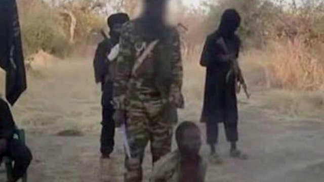 Boko Haram joining with ISIS?