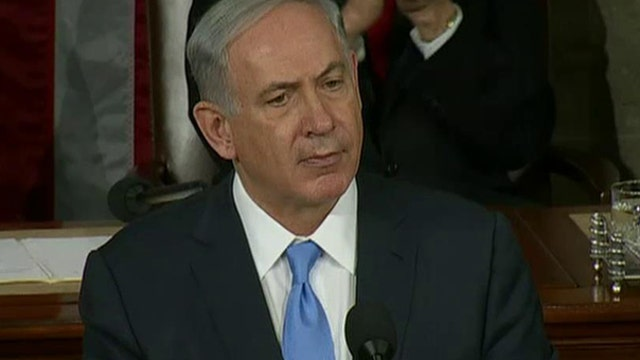 Dobbs: Dissenters should have been inspired by Netanyahu today