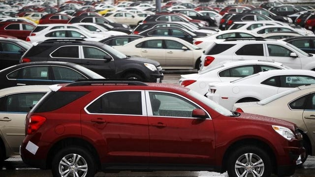 Why are February auto sales disappointing?