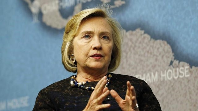 Why did Hillary Clinton use private email while at State Dept?