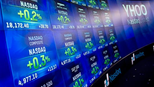 Is the Nasdaq entering another bubble?