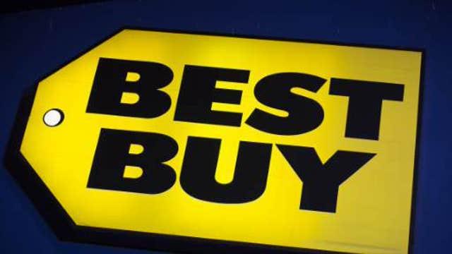 Best Buy 4Q earnings beat estimates, revenue misses