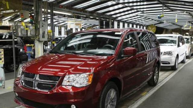 Fiat Chrysler's sales rise 6% in February