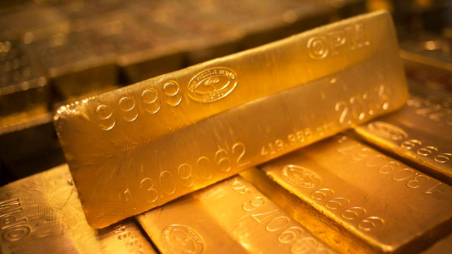 $4.8M in gold bars stolen: What commodity would you pick?