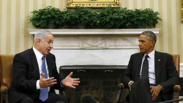 Obama or Netanyahu doing a better job defending Christians in the Middle East?