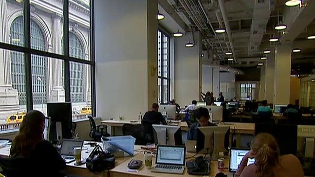 Supporting NYC tech startups