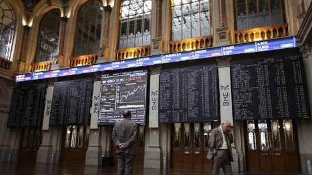 European markets mixed after positive Eurozone data