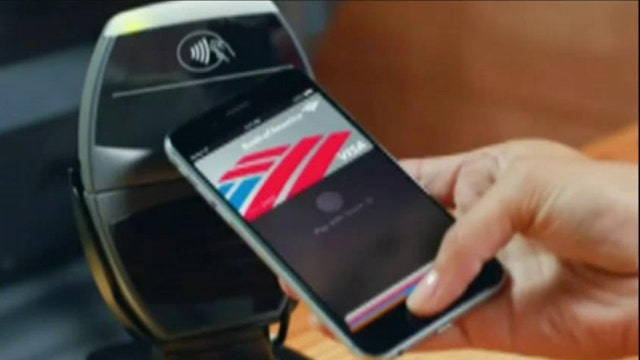 Criminals loading stolen cards into Apple Pay?