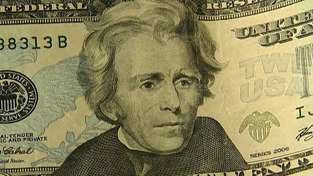 Get a woman on the $20 bill?