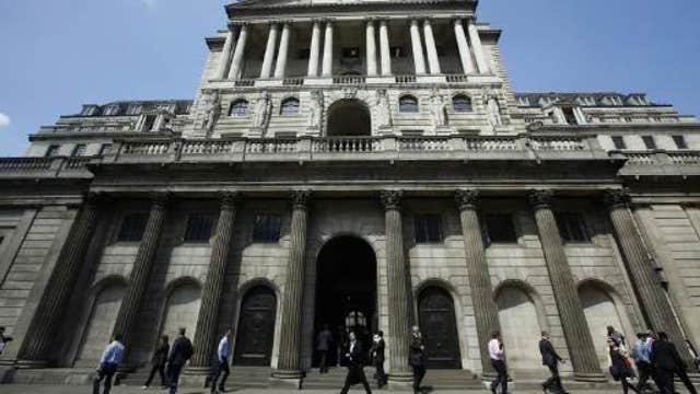 Bank of England holds key interest rate