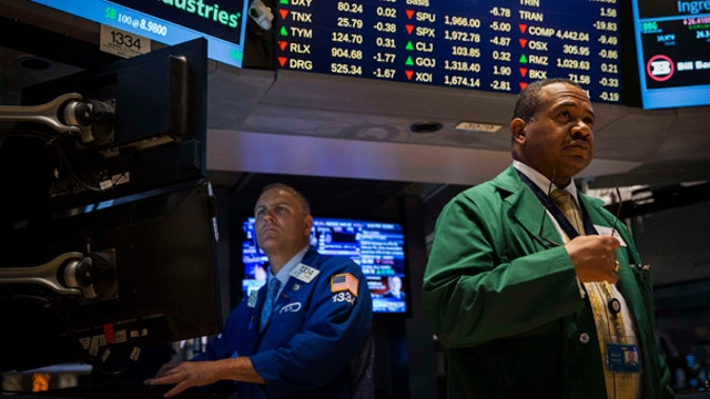 Investors missing out on gains waiting for a correction?