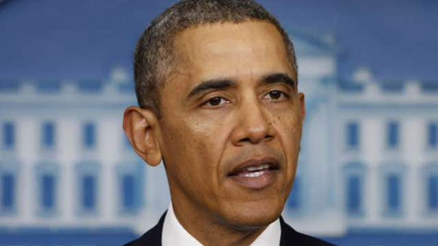 Is President Obama concerned about national security?