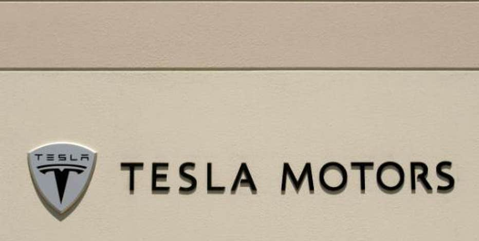 FBN's Liz MacDonald discusses the details of Tesla's release of risks ahead of its first-quarter earnings report.