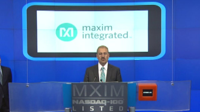 Maxim Integrated Products a 'buy'?