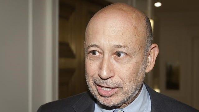 Political civil war hitting Goldman Sachs