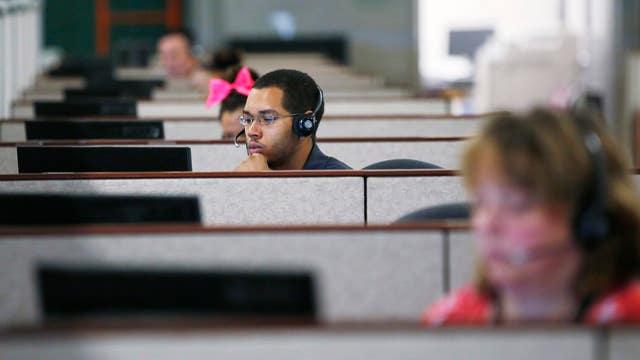 U.S. adds 295K jobs in February