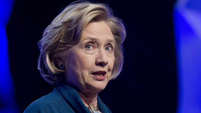 Hillary in hot water over email controversy