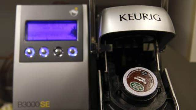 The brewing problem for K-Cups