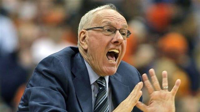 NCAA suspends Syracuse Coach Boeheim