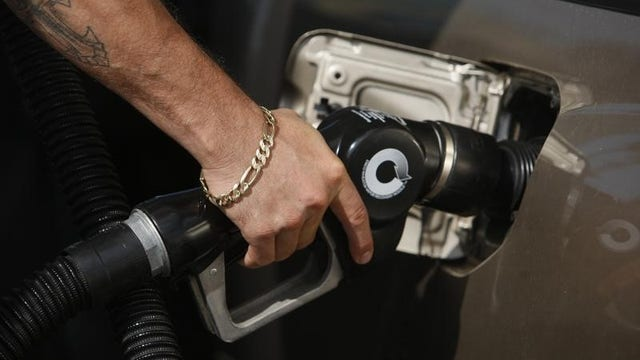 Is the gas price spike over?