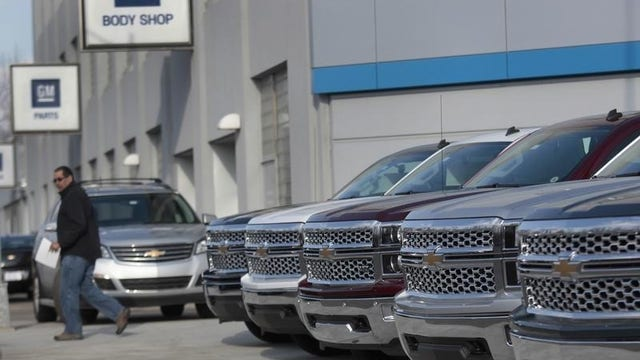 GM plans $5B buyback