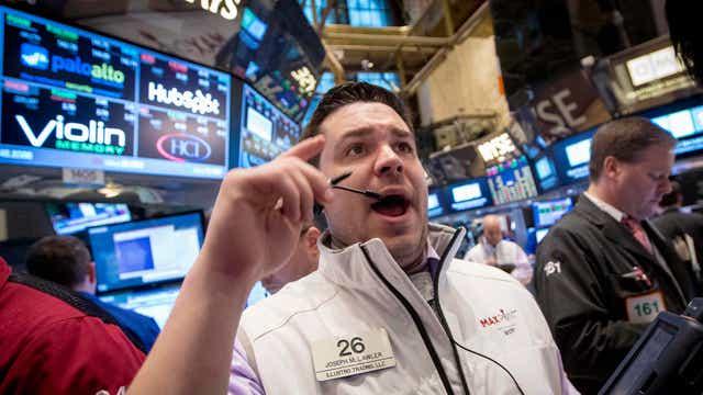 Markets headed for correction?