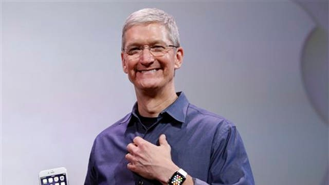 Cook: Apple has sold over 700M iPhones worldwide