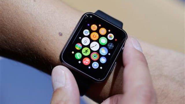 Apple unveils Apple Watch