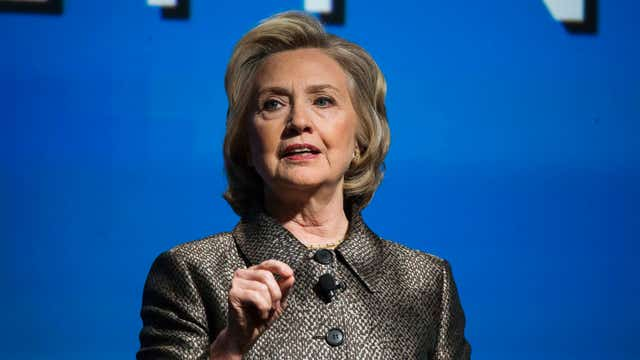Hillary Clinton will address email scandal today?