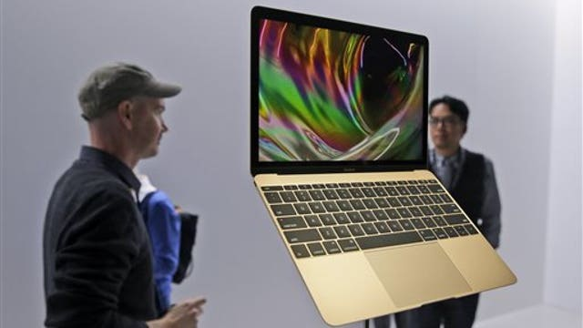 Apple releases the new MacBook air