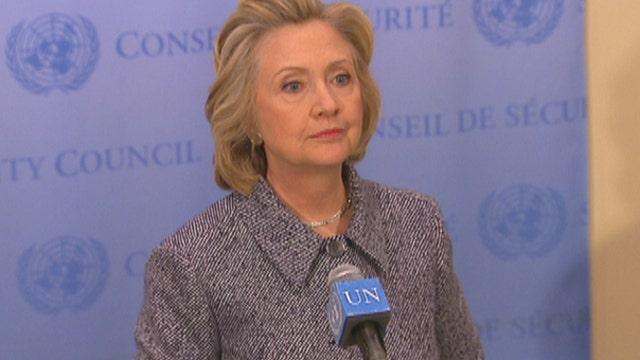 Hillary Clinton blasts Republican Senators' letter to Iran