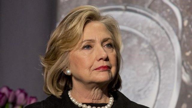 Greta Van Susteren on Hillary Clinton