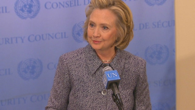 Hillary Clinton addresses the email controversy