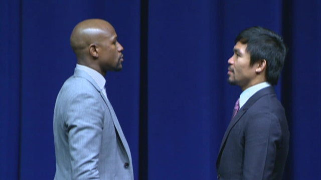 Pacquiao, Mayweather fight marking the comeback of boxing?