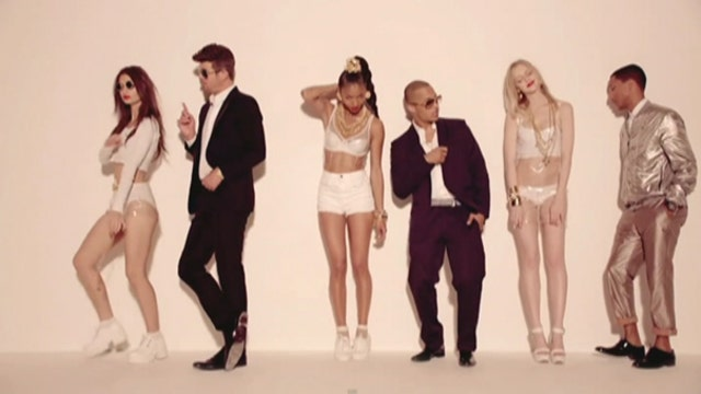 Robin Thicke's attorney reacts to 'Blurred Lines' verdict