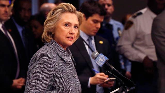 Democratic political strategist James Carville on Clinton