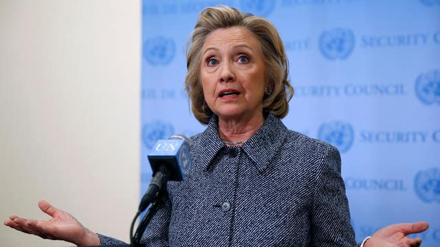 Does Hillary Clinton need a defense attorney?