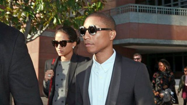 Marvin Gaye's family awarded $7.3M for 'Blurred Lines'