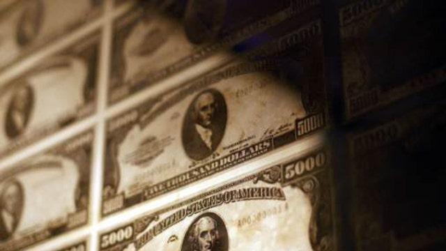 U.S. dollar hits multi-year highs against the euro