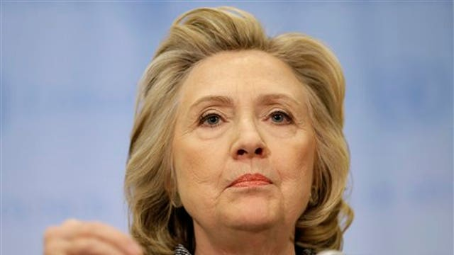 Media influence on Clinton controversy