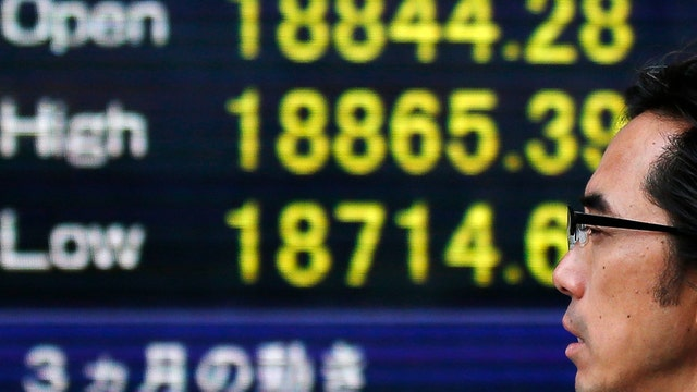 Is the Japan trade back?