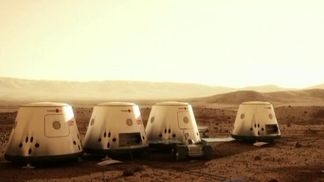 Documentary funds one-way-ticket to Mars