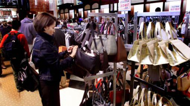 Retail sales weak for third consecutive month