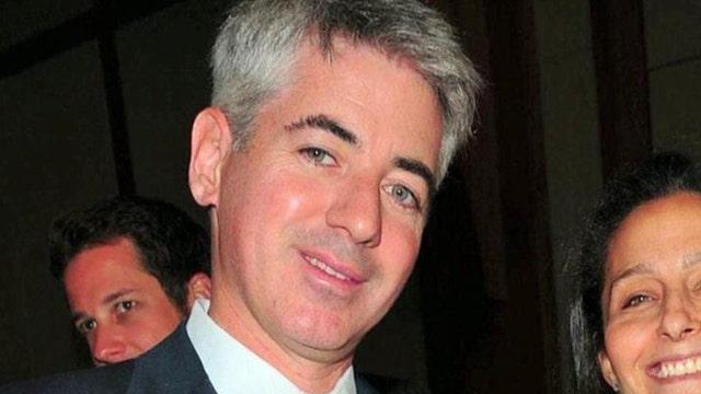 Ackman: I have confidence in the DOJ