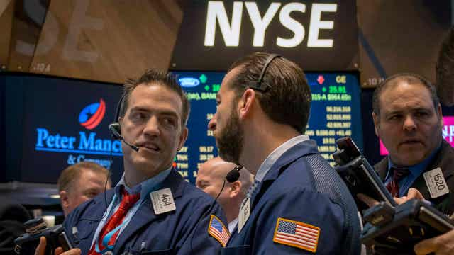 What is the upside of a market selloff?