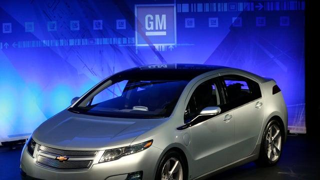 GM recalls 64K Chevy Volts