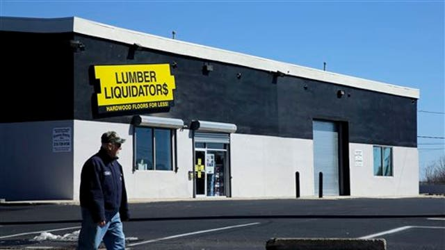 Lumber Liquidators founder: Our products are safe